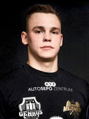 Portrait von Ilja Mezencev